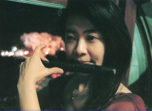 Nonaka Kumiko, Noh flöjtspelare