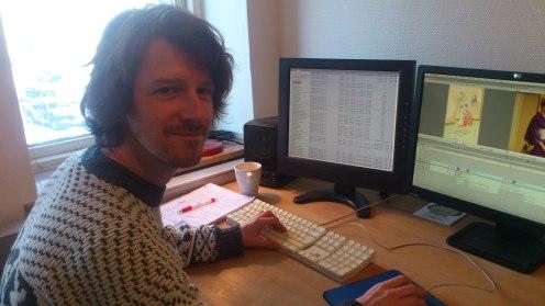Rasmus Ohlander klipper dansdokumentär